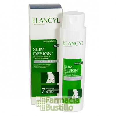 Elancyl SLIM DESIGN Noche Anticelulítico Intensivo Celulitis Rebelde 200ml
