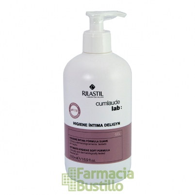 Cumlaude Gel Higiene Intima DELIGYN pH 7 500ml