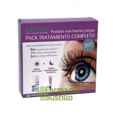 BELCILS Pack Serum Anticaída + Crema Regeneradora Intensiva