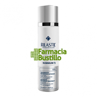 SUMMUN RX Gel Facial Rilastic Reparador antienvejecimiento 40ml