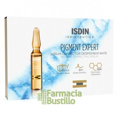 ISDINCEUTICS Pigment Expert Día Serum Despigmentante 2ml 30 ampollas