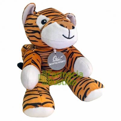 Peluche Aroma Warm Aromaterapia con forma de Tigre