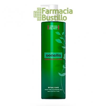 Sensilis RITUAL CARE Gel Limpiador Pieles Mixta/grasa 400ml