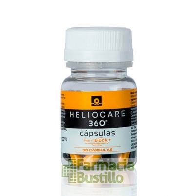HELIOCARE 360º 30 Cápsulas Sistema Fernblock