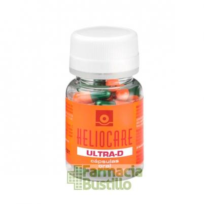 HELIOCARE Ultra D 30 Cápsulas Fotoprotector oral y antioxidante