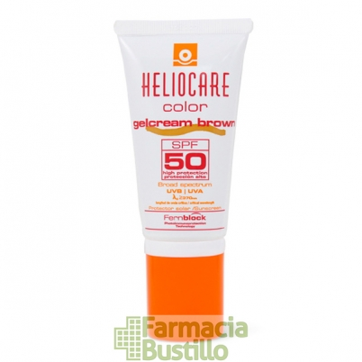 HELIOCARE Color Gelcrema Brown SPF50 50ml