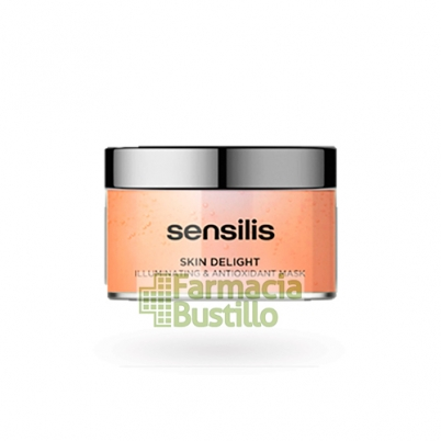 Sensilis Skin DELIGHT Mascarilla Vitamina C Gel 150ml