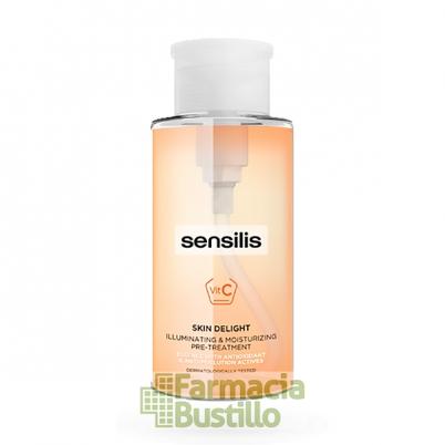 Sensilis Skin DELIGHT Esencia pre tratamiento Vitamina C 300ml