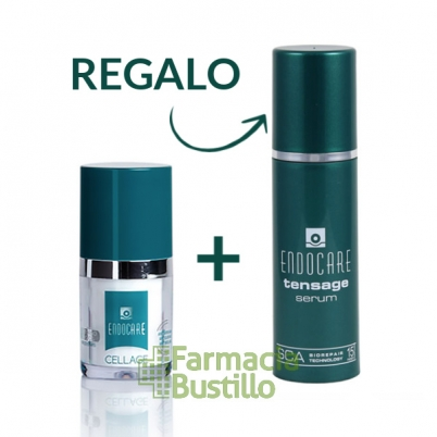 ENDOCARE Cellage®  Contorno de ojos Prodermis 15ml + REGALO Endocare Tensage ® Serum 15ml