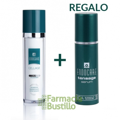 ENDOCARE Cellage®  Crema Prodermis 50ml + REGALO Endocare Tensage ® Serum 15ml