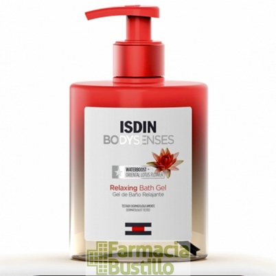 ISDIN BodySenses Gel de Baño Relajante con Flor de Loto 500ml