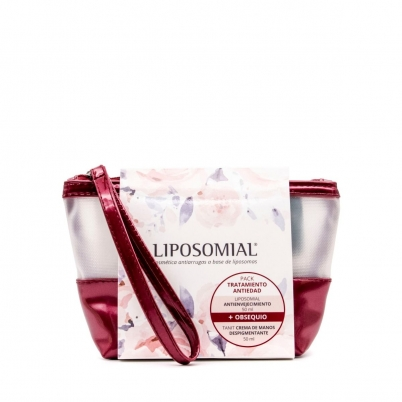 PACK LIPOSOMIAL  Antienvejecimiento 50ml + REGALO Tanit Manos Despigmentante 50ml
