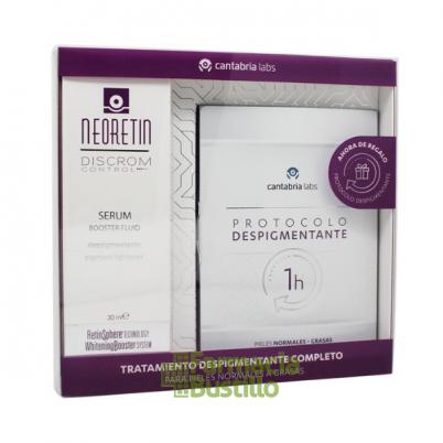 NEORETIN DC Serum Fluido Despigmentante 30ml + REGALO Protocolo Despigmentante