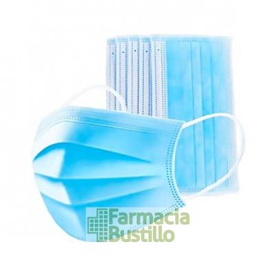 Mascarillas Quirúrgica de Alta calidad 3 capas 50 Unidades