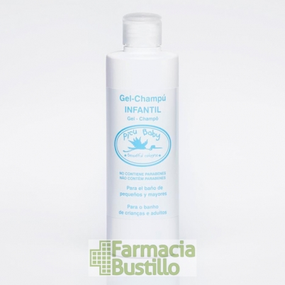 PICU Baby Gel Champu 250ml