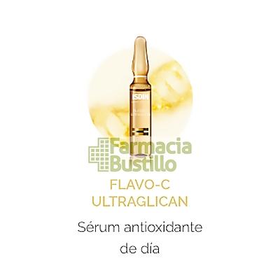 ISDINCEUTICS Flavo-C Ultraglicano 1 Ampolla Hidratantes y Antioxidantes