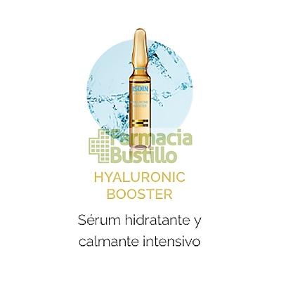 ISDINCEUTICS Hyaluronic Booster 1 ampolla Serum Hidratante y Calmante intensivo