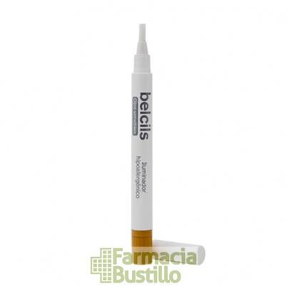 BELCILS Iluminador hipoalergenico fluido  2,2ml