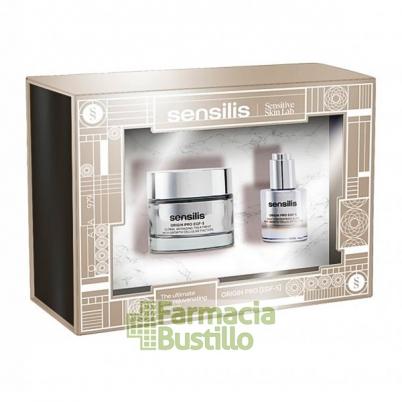 Sensilis Pack Navidad ORIGIN PRO EGF 5 50ml + REGALO Concentrado de noche
