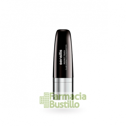SENSILIS Respect Touch Base de Maquillaje Fluido Anti-imperfecciones 01 Amande