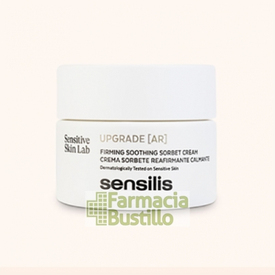 Sensilis UPGRADE AR Crema Sorbete pieles sensibles 50g