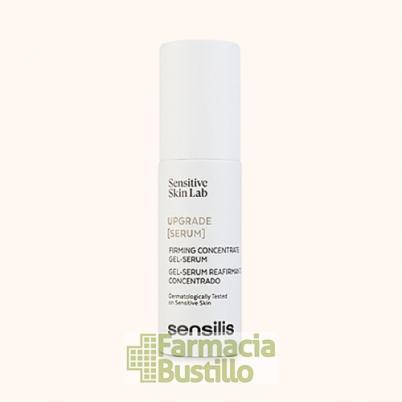 Sensilis UPGRADE Gel Serum Reafirmante concentrado 30ml